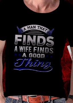 A Man That Finds a Wife Finds a Good Thing - Sketched Impressions